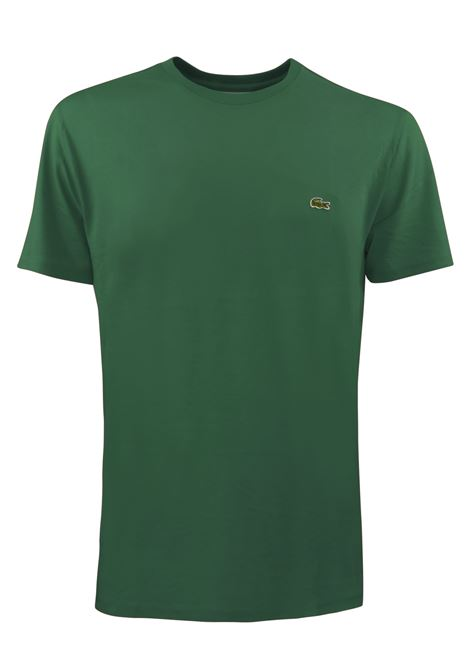 T-shirt in cotone LACOSTE | T- shirt | TH6709132