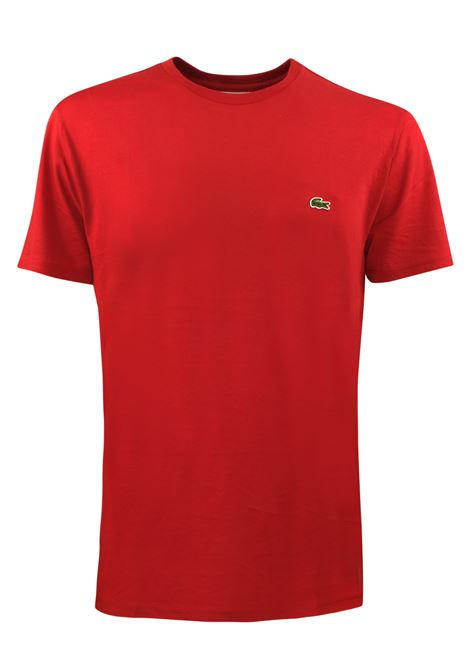 T-shirt in cotone LACOSTE | T- shirt | TH6709240