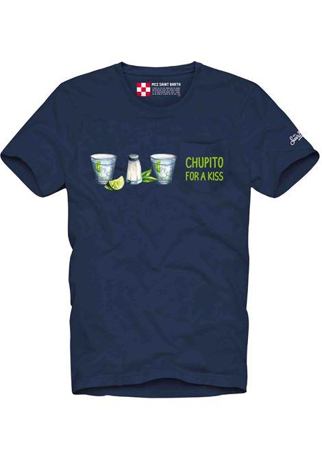 MC2  SAINT BARTH | T-shirts | AUS0001EBCK61