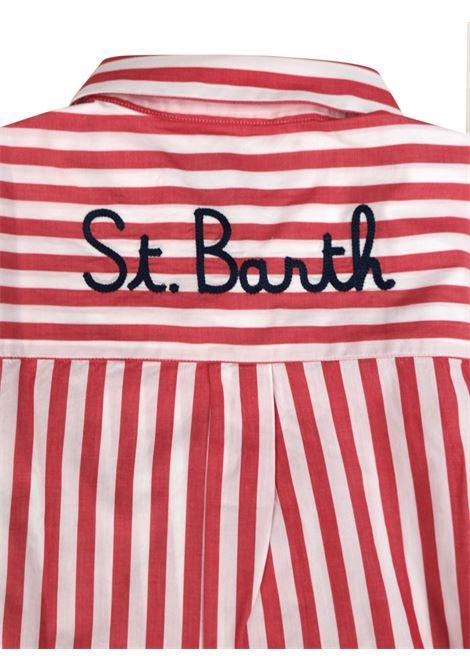 stripes shirt MC2  SAINT BARTH | Shirts | BRIGITTESBG402