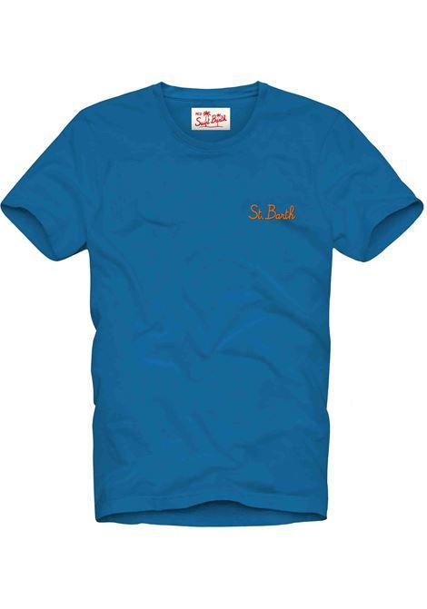 t-shirt tinto capo MC2  SAINT BARTH | T- shirt | DOV0001SB1781