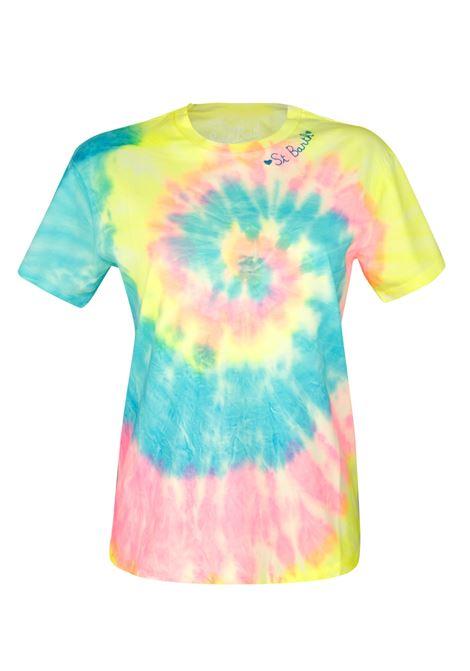T-shirt tie 'n' dye MC2  SAINT BARTH | T- shirt | EMILIEESTD21