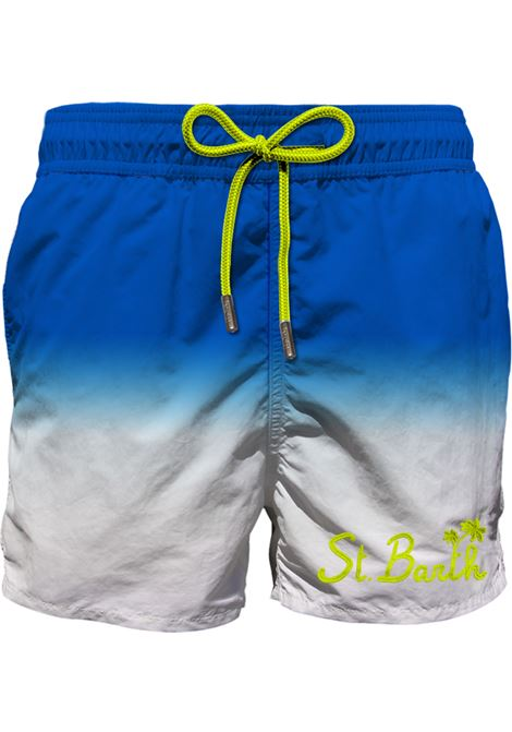 Light fabric swim short MC2  SAINT BARTH |  | GUS0001EMCS10