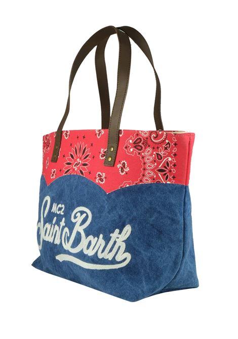 Beach bag MC2  SAINT BARTH | Bags | HELENE TEXASEMDB41