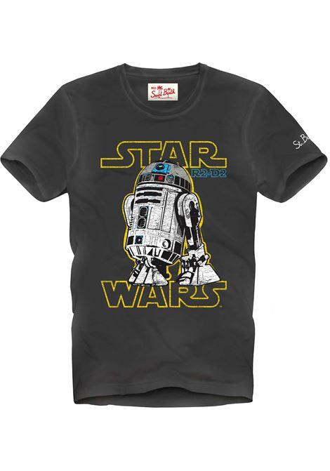 Printed t- shirt MC2  SAINT BARTH | T-shirts | JACK001R2SW00