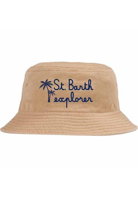 Cappello a secchiello con ricamo MC2  SAINT BARTH | Accessori | JAE0001EBBE11
