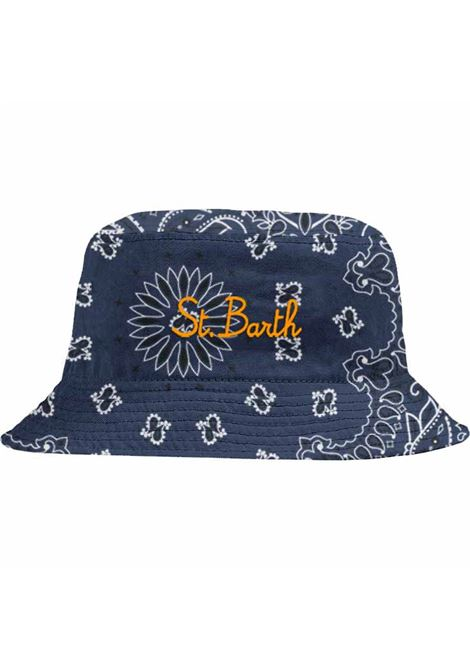 Bucket hat bandana style MC2  SAINT BARTH | Accessories | JAE0001SBNR68