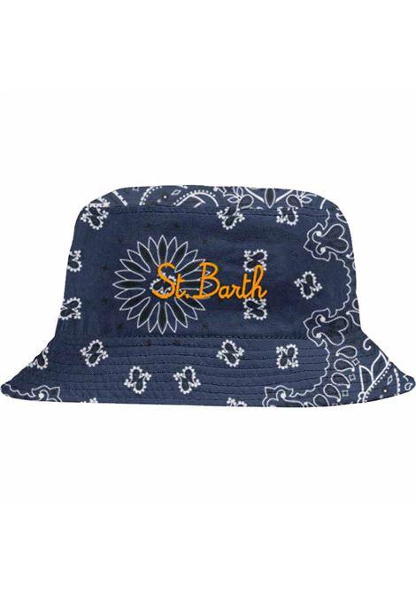 Cappello a secchiello disegno bandana MC2  SAINT BARTH | Accessori | JAE0001SBNR68