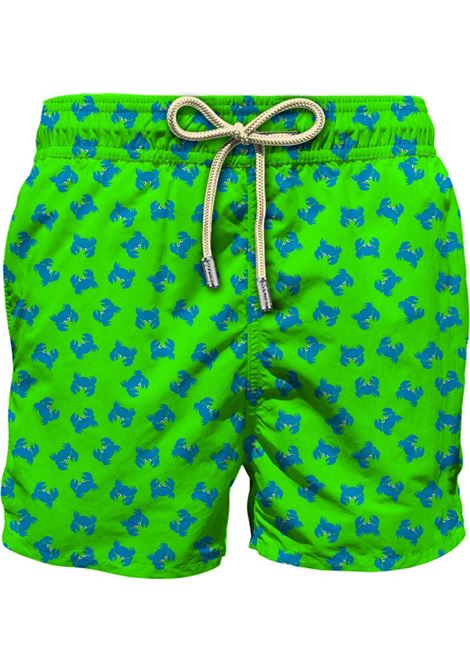 Light fabric swim short MC2  SAINT BARTH |  | LIG0003CRBF73