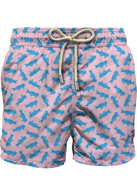 Light fabric swim short MC2  SAINT BARTH |  | LIG0003CRCD23