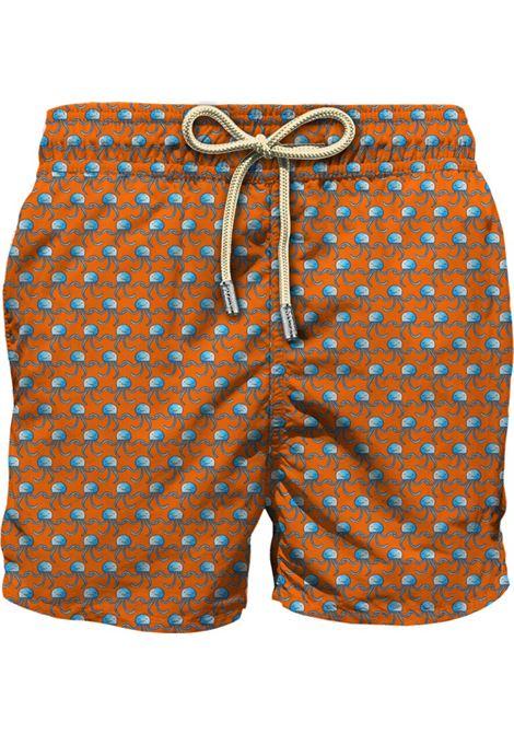 Light fabric swim short MC2  SAINT BARTH |  | LIG0003DNS81