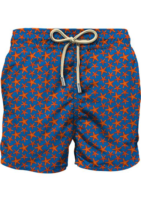 Light fabric swim short MC2  SAINT BARTH |  | LIG0003HITO17