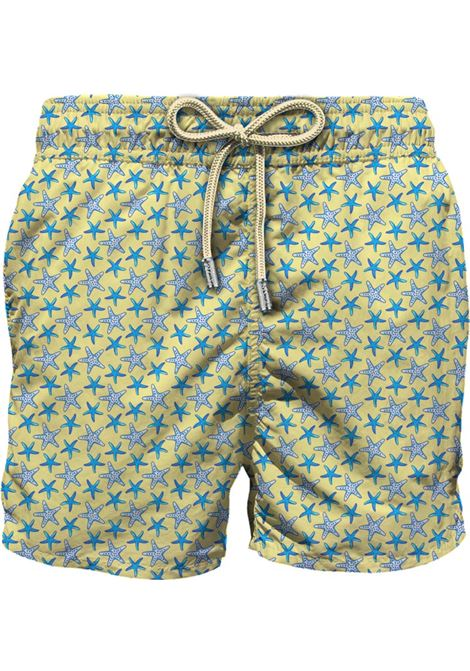 Light fabric swim short MC2  SAINT BARTH |  | LIG0003HITO92