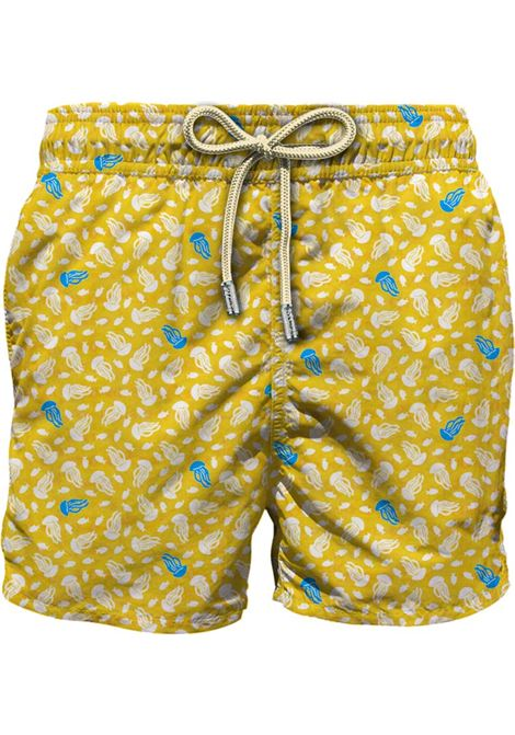 Light fabric swim short MC2  SAINT BARTH |  | LIG0003JELI91
