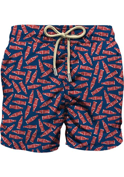 Light fabric swim short MC2  SAINT BARTH |  | LIG0003MNCO61