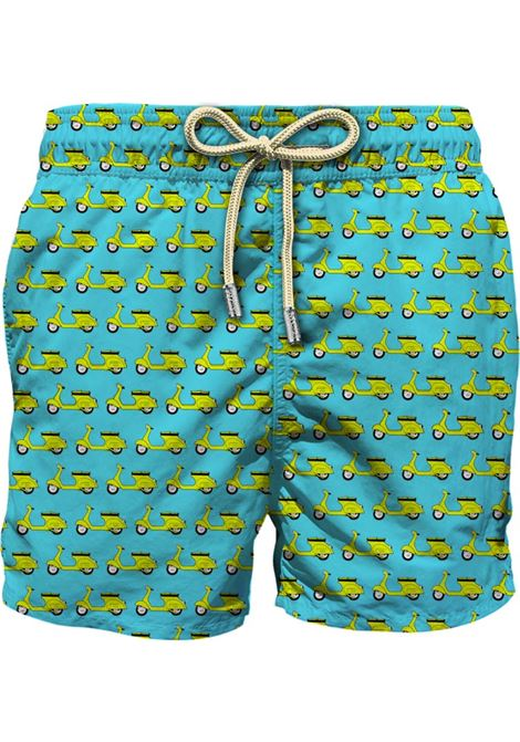 Light fabric swim short MC2  SAINT BARTH |  | LIG0003MNVP59