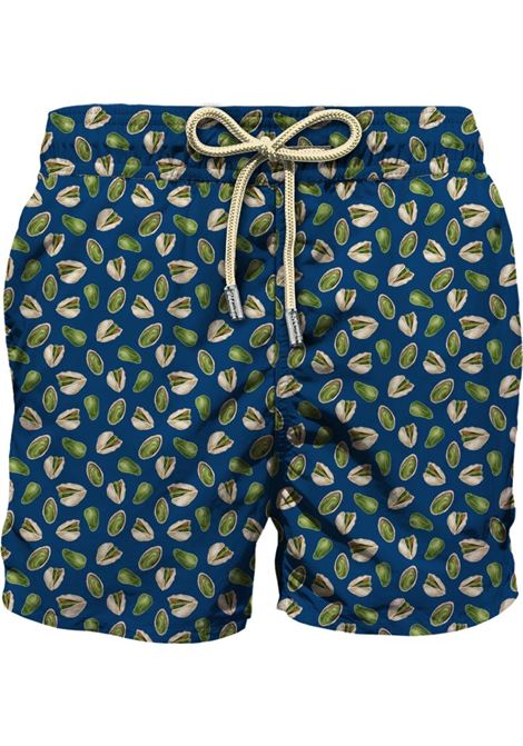 Light fabric swim short MC2  SAINT BARTH |  | LIG0003PISH61