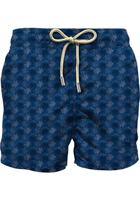 Light fabric swim short MC2  SAINT BARTH |  | LIG0003SBMO61