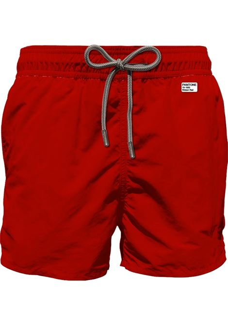 Light fabric swim short MC2  SAINT BARTH |  | LIG000441