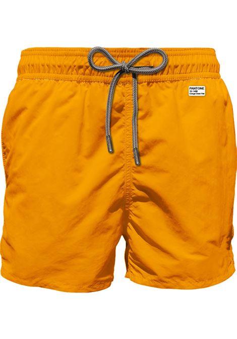 Light fabric swim short MC2  SAINT BARTH |  | LIG000485