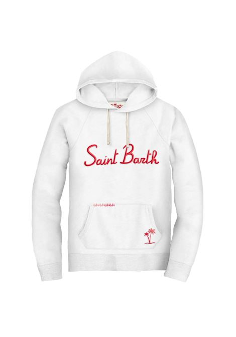 Hooded sweat  MC2  SAINT BARTH | Sweats | LINC0001ESBP04