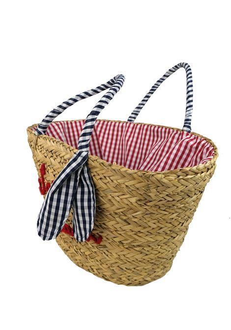 borsa mare in paglia MC2  SAINT BARTH | Borse | MARLENEESBV41