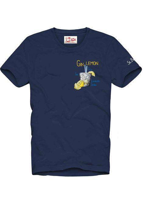 T-shirt con stampa MC2  SAINT BARTH | T- shirt | TSHM001EMGL61