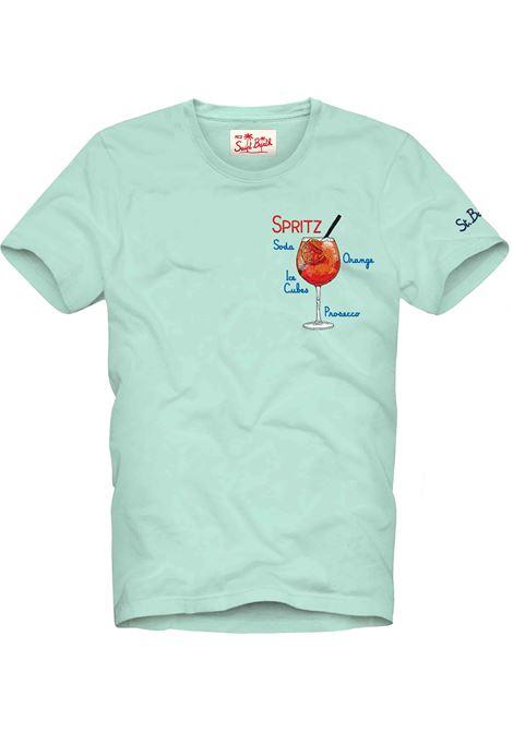 Printed T-shirt MC2  SAINT BARTH | T-shirts | TSHM001ESPR56