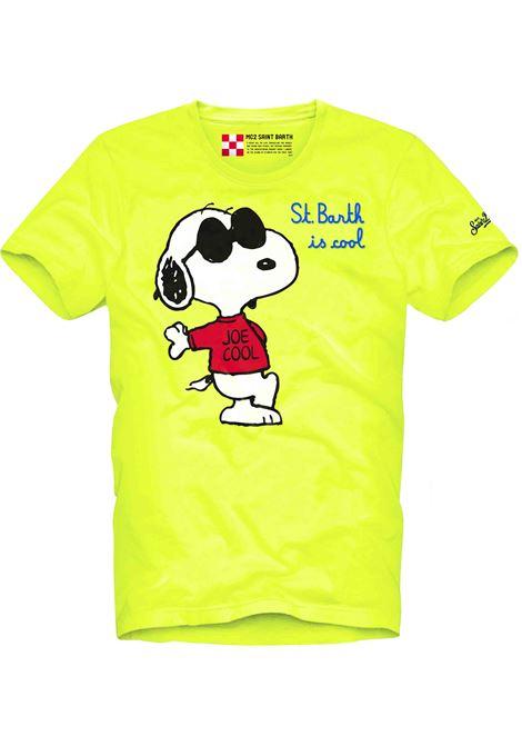 Printed T-shirt MC2  SAINT BARTH | T-shirts | TSHM001ESSN94
