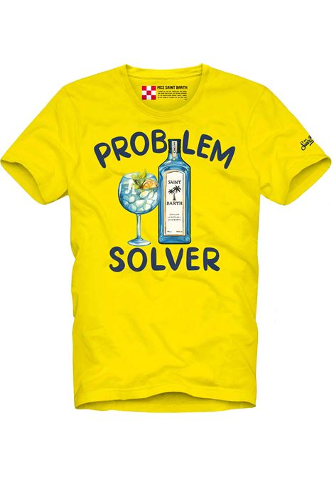 T-shirt con stampa MC2  SAINT BARTH | T- shirt | TSHM001GISO9N
