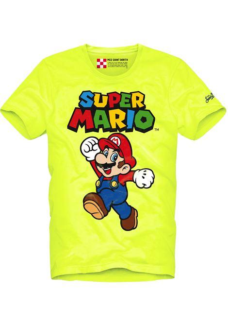 Printed T-shirt MC2  SAINT BARTH | T-shirts | TSHM001MAJU94