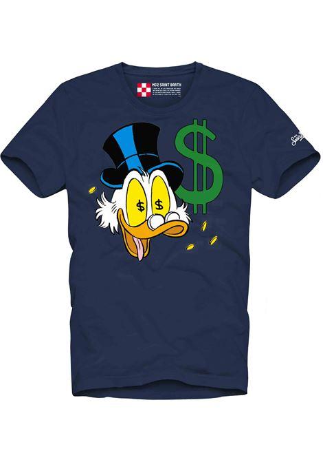 T-shirt con stampa MC2  SAINT BARTH | T- shirt | TSHM001MOSC81