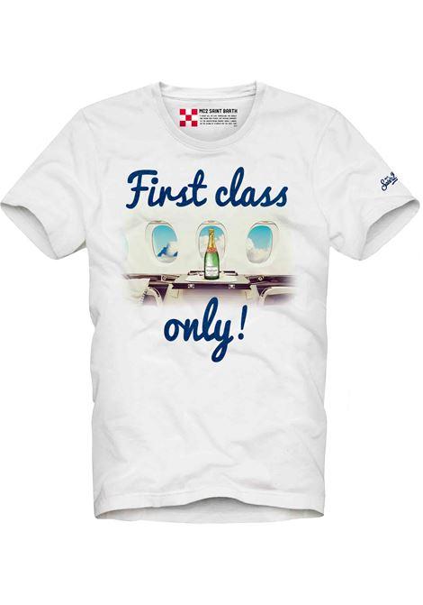 T-shirt con stampa MC2  SAINT BARTH | T- shirt | TSHM001ONFI1N