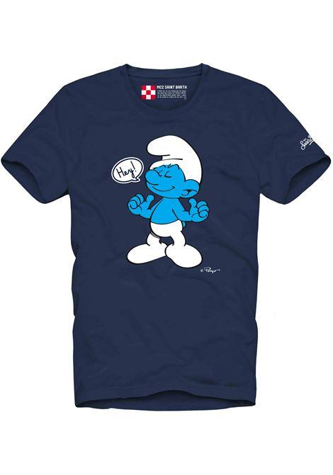 T-shirt con stampa MC2  SAINT BARTH | T- shirt | TSHM001PTSH61
