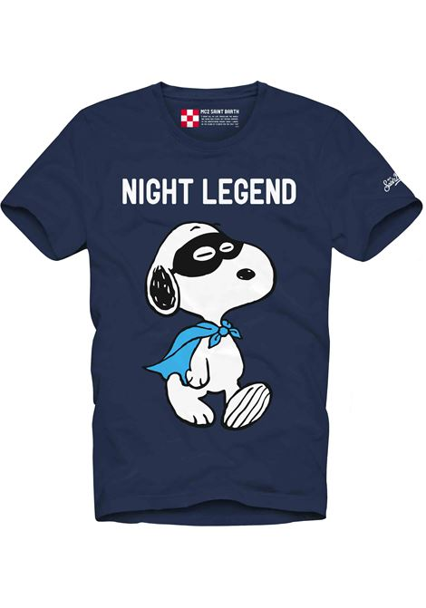 MC2  SAINT BARTH | T- shirt | TSHM001SNNI61