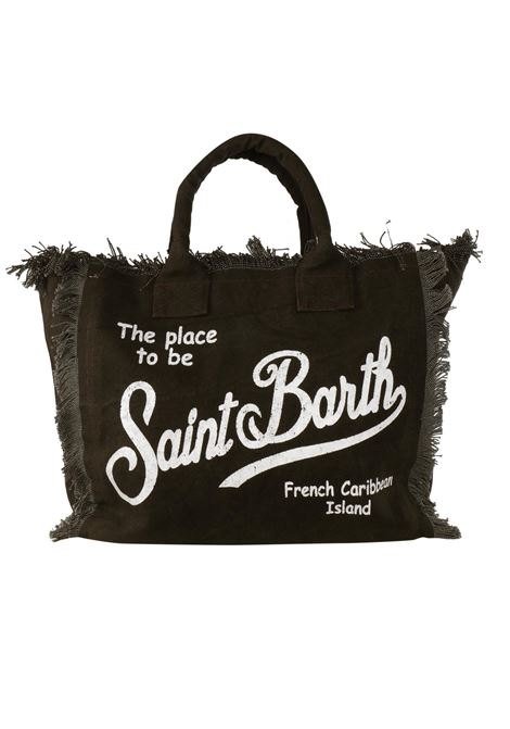 Vanity canvas beach bag MC2  SAINT BARTH | Bags | VANITY18