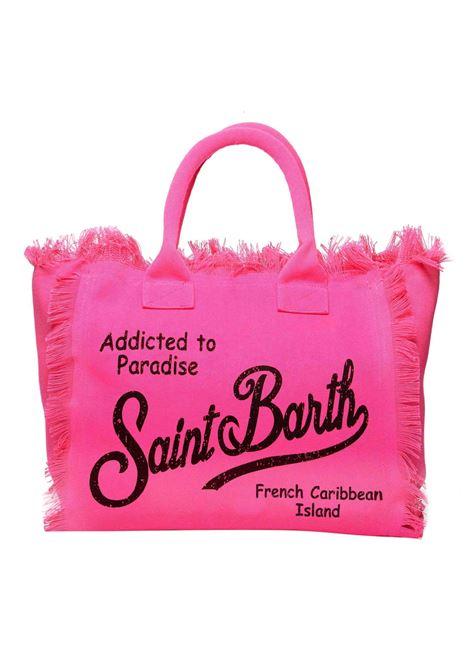 Vanity borsa mare in canvas 36x20x32 MC2  SAINT BARTH | Borse | VANITY25