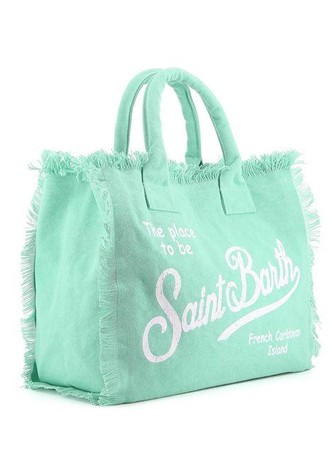 Vanity borsa mare in canvas 36x20x32 MC2  SAINT BARTH | Borse | VANITY71
