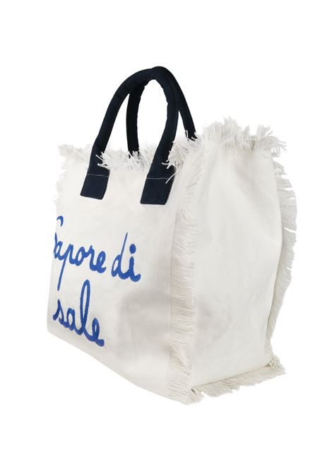 Vanity canvas beach bag MC2  SAINT BARTH | Bags | VANITYEBSA01