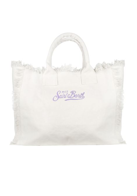 Vanity canvas beach bag MC2  SAINT BARTH | Bags | VANITYELSB24