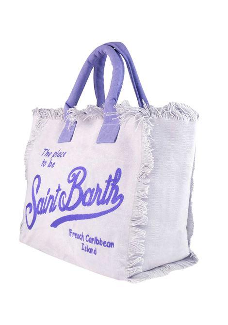 Vanity borsa mare in canvas 36x20x32 MC2  SAINT BARTH | Borse | VANITYEMB22