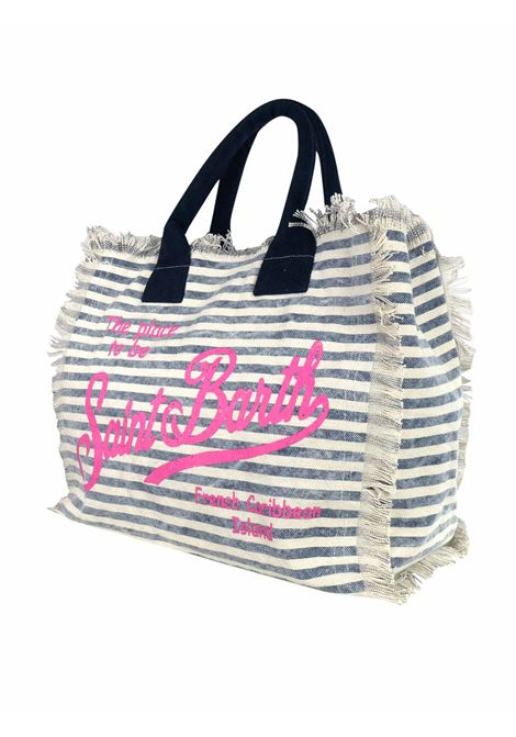 Vanity canvas beach bag MC2  SAINT BARTH | Bags | VANITYLIN61