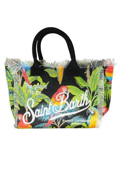 Vanity borsa mare in canvas 36x20x32 MC2  SAINT BARTH | Borse | VANITYMACW00