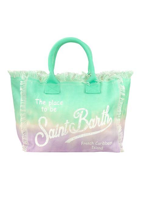 Vanity borsa mare in canvas 36x20x32 MC2  SAINT BARTH | Borse | VANITYSTDY72