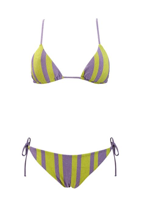 Bikini lurex righe MC2  SAINT BARTH | Costume | VIRGOLXR724