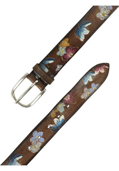 Cintura in cuoio decorata ORCIANI | Cinture | 7909CUO