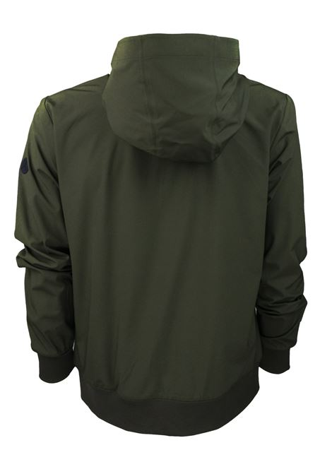Giubbotto stretch con cappuccio in Soft Shell . People of Shibuya | Giacconi | NINJAPM658860