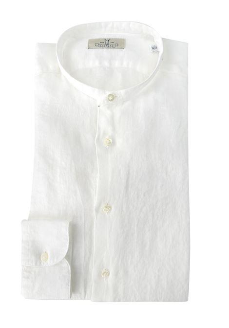 Camicia in lino collo guru Qultura | Camicie | MA21 GURU01