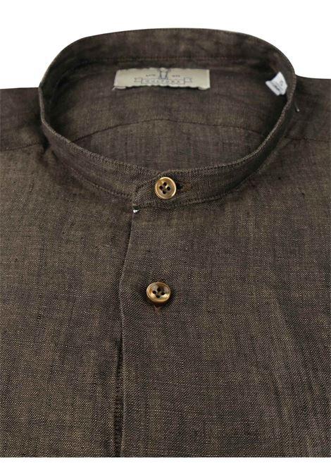 Camicia in lino collo guru Qultura | Camicie | MA21 GURU23