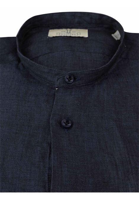 Camicia in lino collo guru Qultura | Camicie | MA21 GURU26